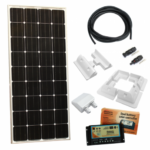 Photonic Universe solar charging kit