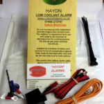 Haydn Low Coolant Alarm