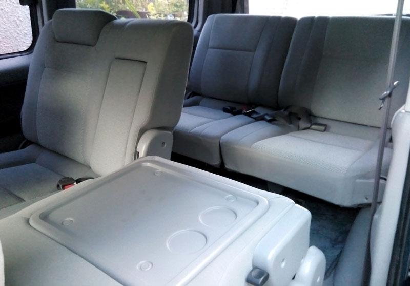 Bongo Seat Beds | Bongo Buddy