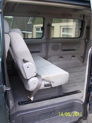 Bongo Seat Beds Bongo Buddy