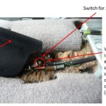 Handbrake switch - www.bongobuddy.co.uk