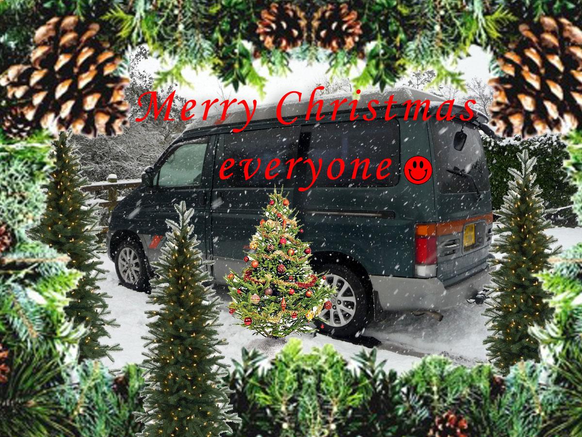 Frisky Christmas by R Gentle - bongobuddy.co.uk