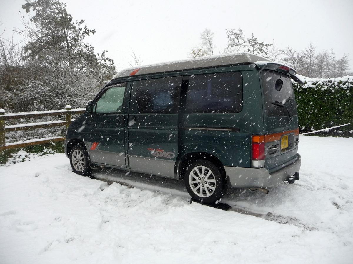 Frisky at Haworth - bongobuddy.co.uk
