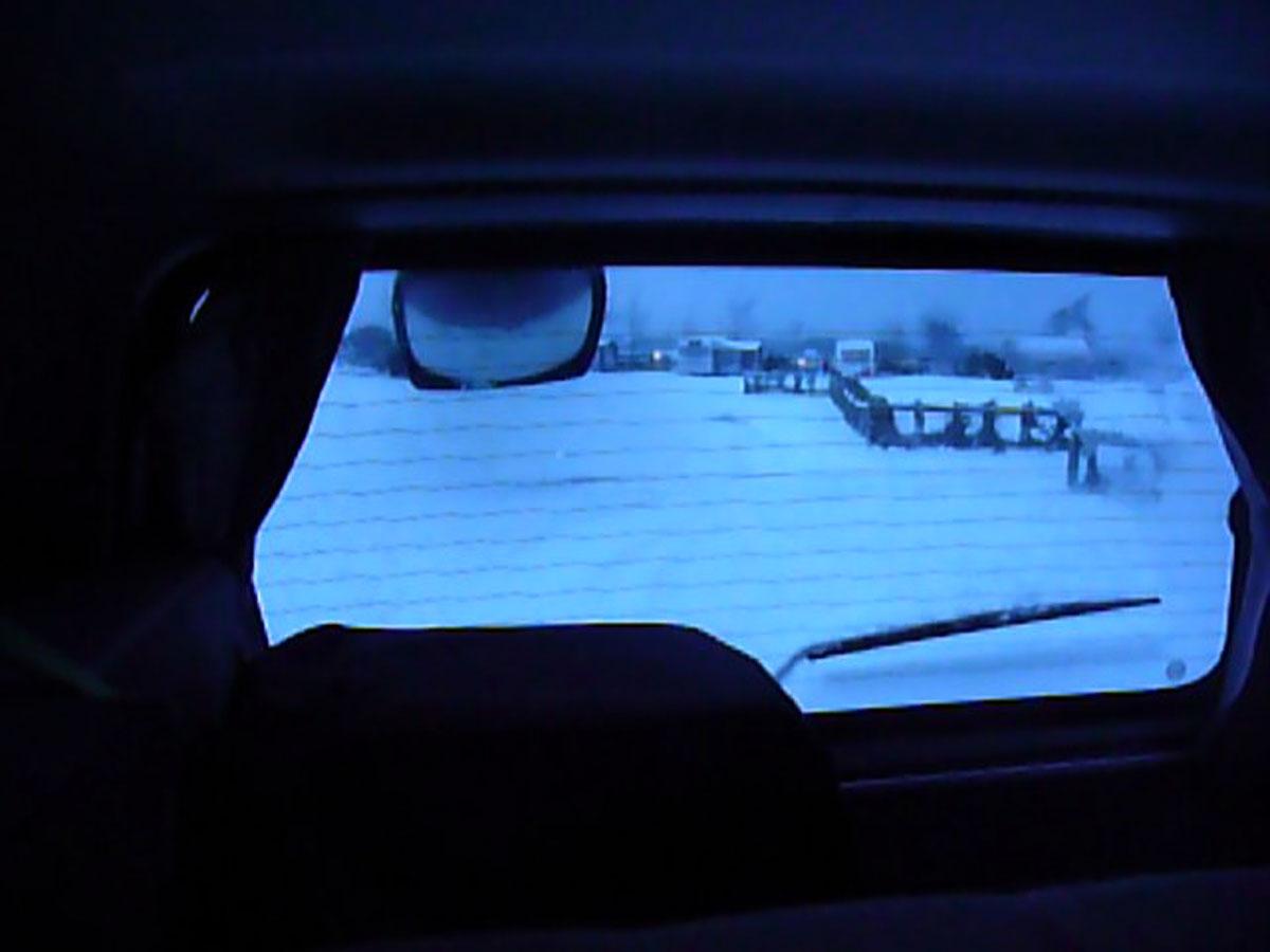 Haworth snow