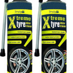 Tyre inflator and sealer