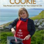 The Camper Cookie - book