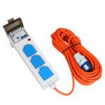 EHU Lead with fused sockets