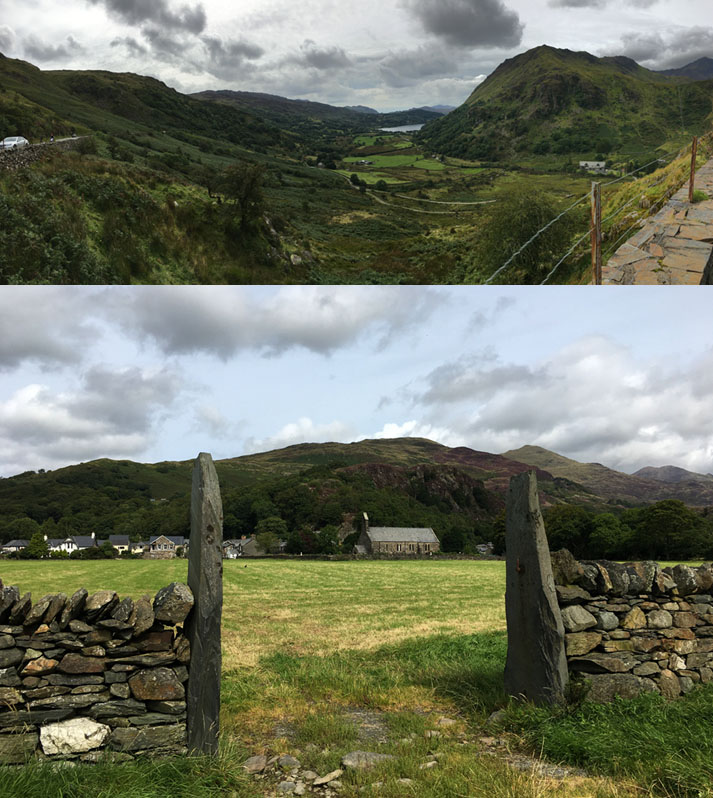 Beddgelert - bongobuddy.co.uk